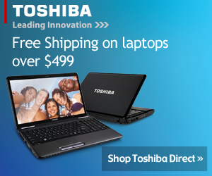 toshiba coupons