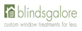 Blindsgalore.com coupon code